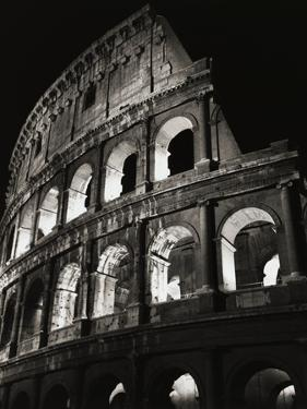 Colosseum Archways by Bettmann