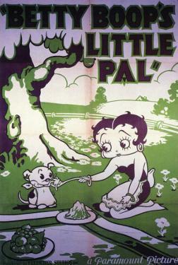 Betty Boop's Little Pal