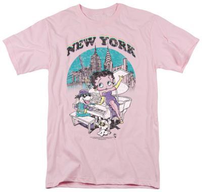 Betty Boop - Singing in New York