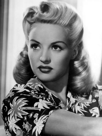 Betty Grable, c.1940
