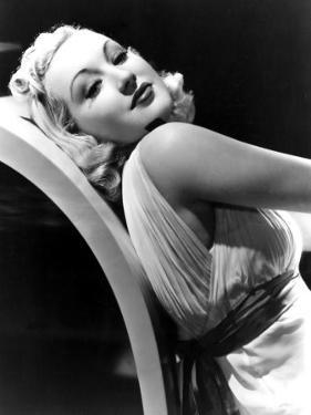 Betty Grable in the 1930s