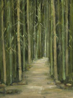 Bamboo Forest by Beverly Crawford