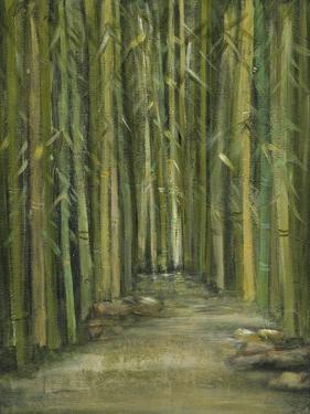 Bamboo Pond by Beverly Crawford
