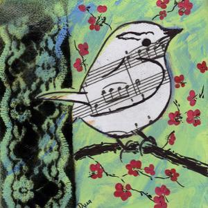 Bird Song by Beverly Dyer