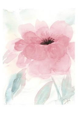 Blush Peony I by Beverly Dyer