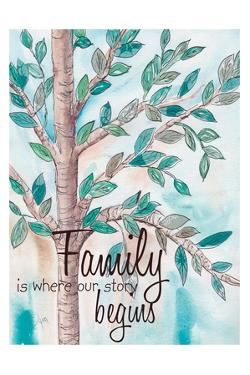 Family Tree 2 by Beverly Dyer