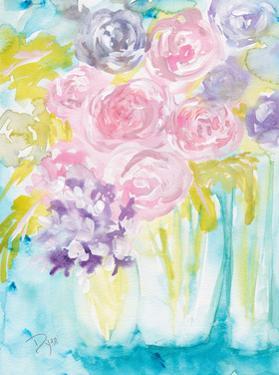 Flower Market by Beverly Dyer
