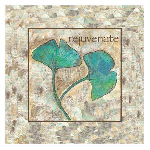 Gingko Rejuvenate 2 by Beverly Dyer