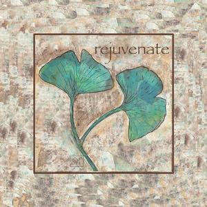 Gingko Rejuvenate 2 by Beverly Dyer