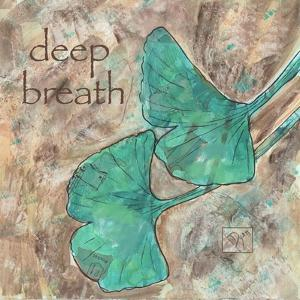 Ginko Deep Breath by Beverly Dyer
