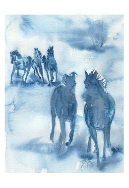 Hooves Of Thunder by Beverly Dyer