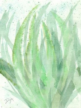 Into Green 1 by Beverly Dyer