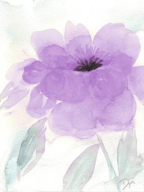 Lilac Peony I by Beverly Dyer