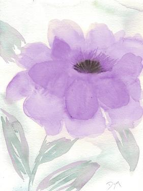 Lilac Peony II by Beverly Dyer
