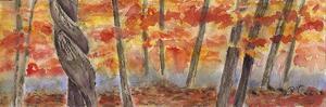 Mason Farm Fall by Beverly Dyer
