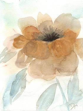 Neutral Peony I by Beverly Dyer