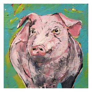 Pig by Beverly Dyer