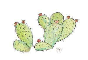 Prickly by Beverly Dyer