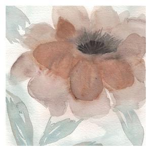 Rustic Peony II by Beverly Dyer