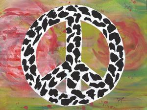 Safari Peace Leopard by Beverly Dyer