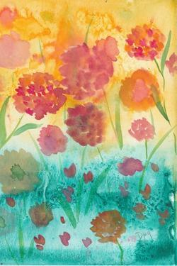 Spring Meadow I by Beverly Dyer