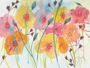 Spring Party I by Beverly Dyer