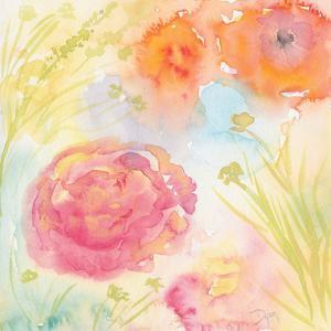 Summer Floral 2 by Beverly Dyer