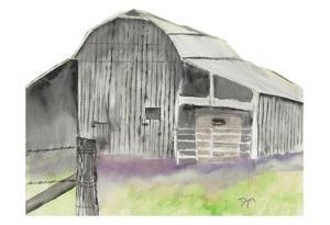 The Gray Barn by Beverly Dyer