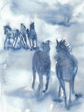 Thundering Hooves by Beverly Dyer