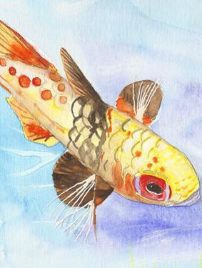 Tropical Fish I by Beverly Dyer