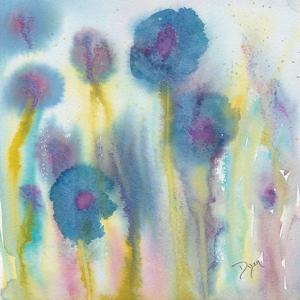 Wildflower Garden I by Beverly Dyer