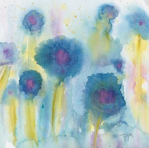 Wildflower Garden II by Beverly Dyer