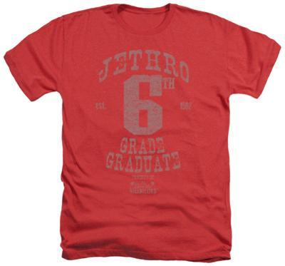 Beverly Hillbillies - Mr 6th Grade Grad