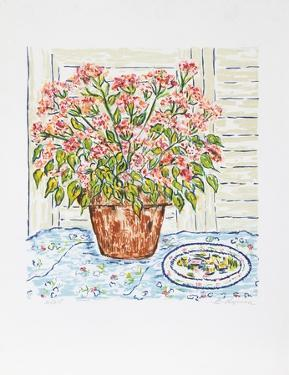 Flower Pot by Beverly Hyman
