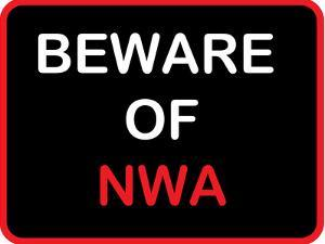 Beware of NWA