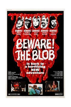 Beware! The Blob, (aka Son of Blob), 1972