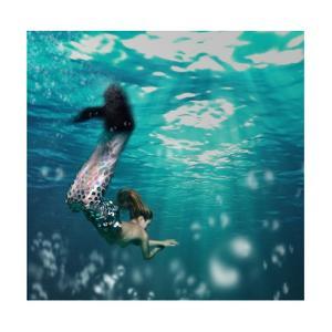 Girl As Mermaid by bezik