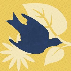 Bright Birds: Dove by BG^Studio