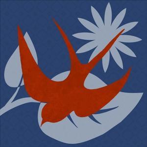 Bright Birds: Swallow by BG^Studio