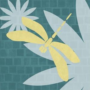 Bright Bugs: Dragonfly by BG^Studio
