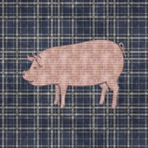 Country Style Pig by BG.Studio