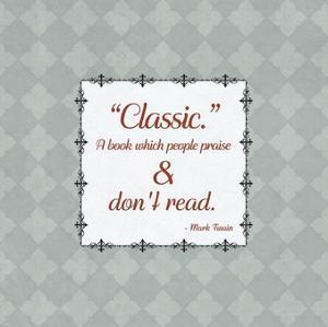 Quotes - Twain - On Books by BG^Studio