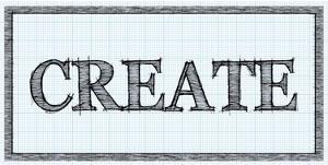 Sketched Words - Create by BG^Studio
