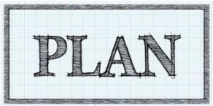 Sketched Words - Plan by BG^Studio