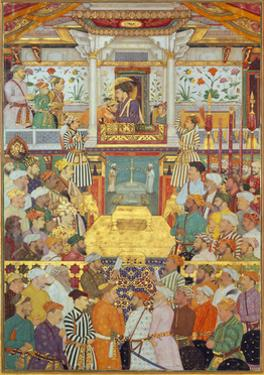Shah-Jahan, Between 1640 and 1650 by Bichitr