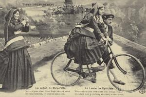 Bicycle Lesson
