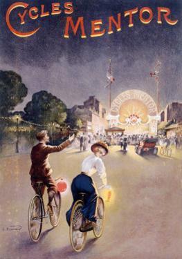 Bicycles Mentor Carnival Circus