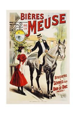 Bieres De La Meuse Poster