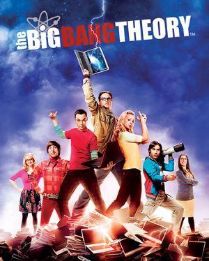 Big Bang Theory - Season 5 Mini Poste