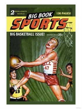 Big Book Sports: Big Basketball Issue!